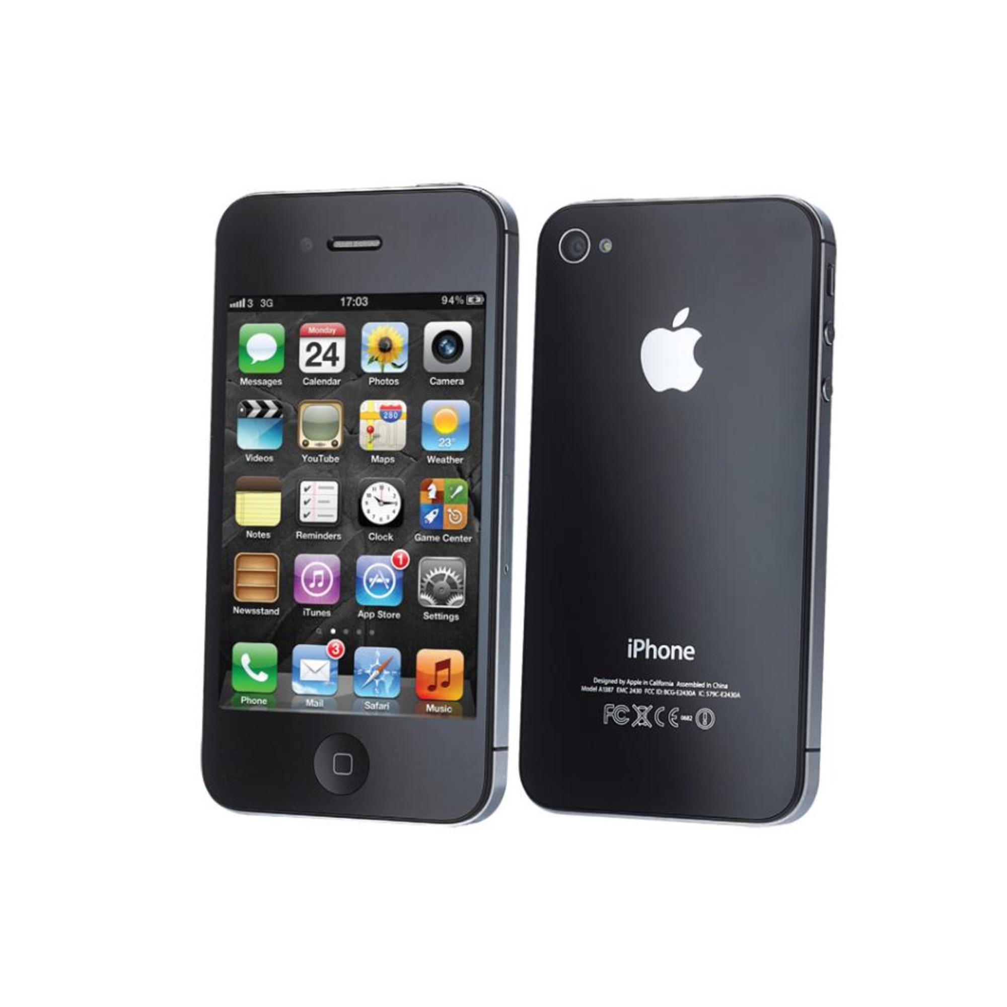 Iphone 4 8gb Libre Apple Iphone 4 8gb Factory Unlocked Gsm Ios Smartphone Ebay