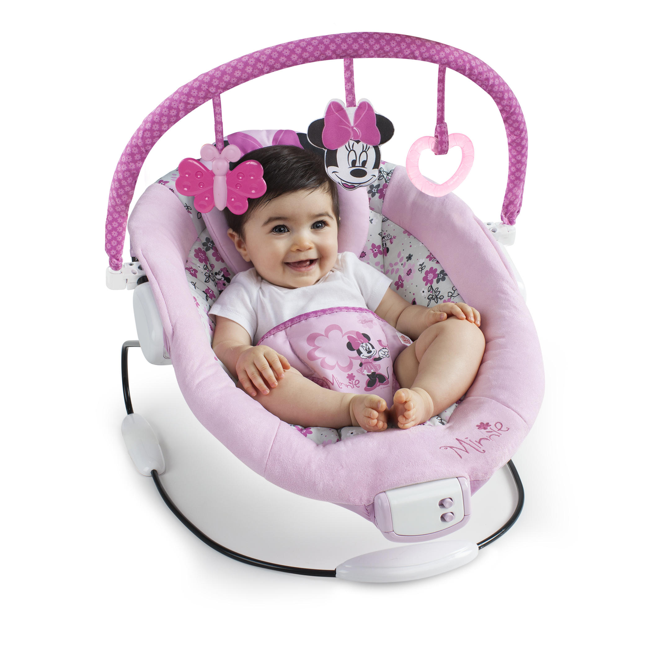 Bouncer Baby Minnie Mouse Garden Delights Bouncer