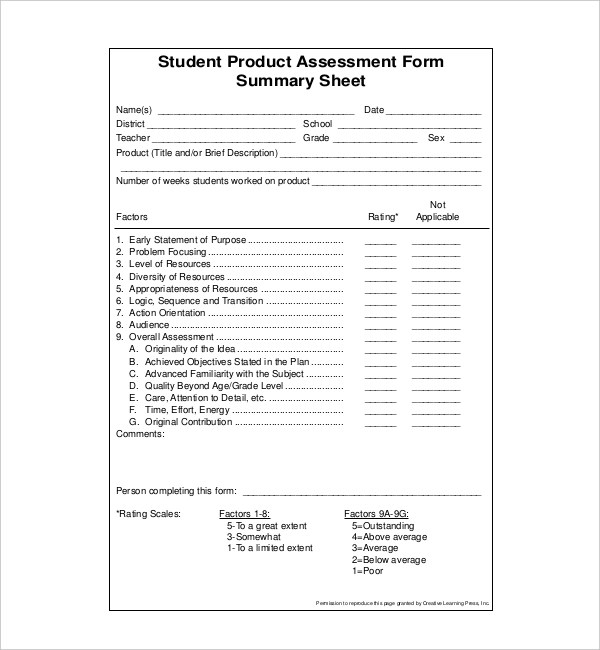 product evaluation form hitecauto - product evaluation form