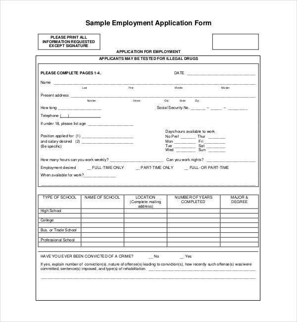 format of application for admission in school hitecauto - format of admission form