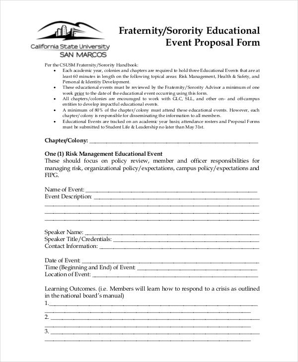 proposal event organizer pdf - Vatozatozdevelopment