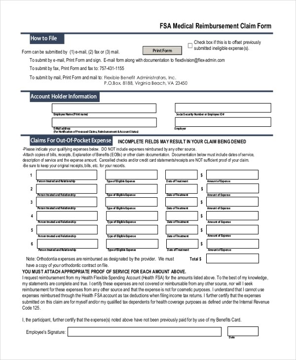 Application Letter For Reimbursement 28 Images Sle Resignation - letter of medical necessity form