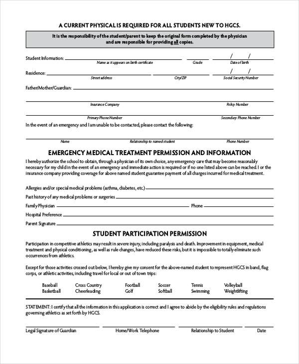 Physical Assessment Form Nursing Physical Assessment Form - Assessment Form In Pdf