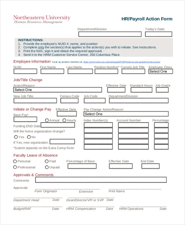 Certified Payroll Forms List | Resume Troubleshooting 101 India