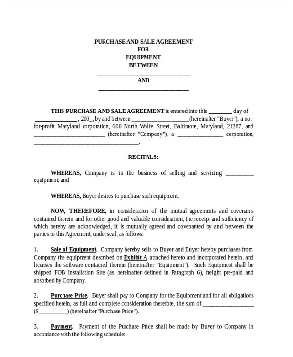 purchase order agreement template 24 Purchase order agreement - purchase order contract template