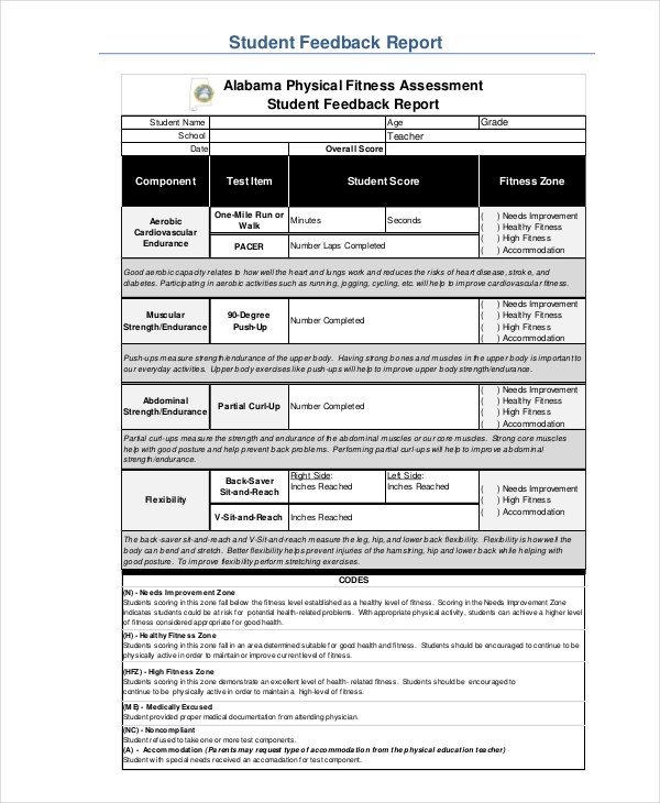 Physical Assessment Forms  Resume Template Sample