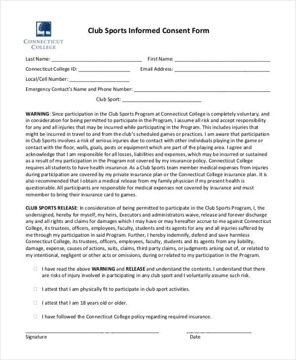 blank consent form gbdesigninfo - consent form