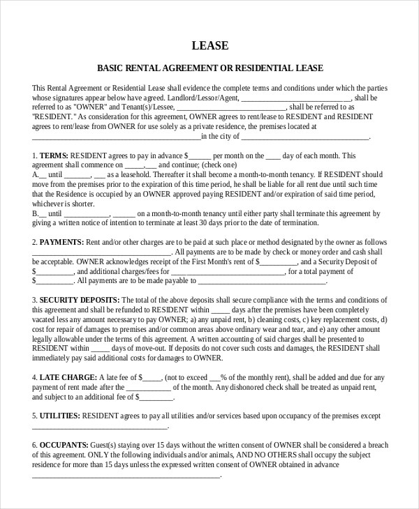 Sample Amendment To An Existing Contract Professional resumes - contract amendment template