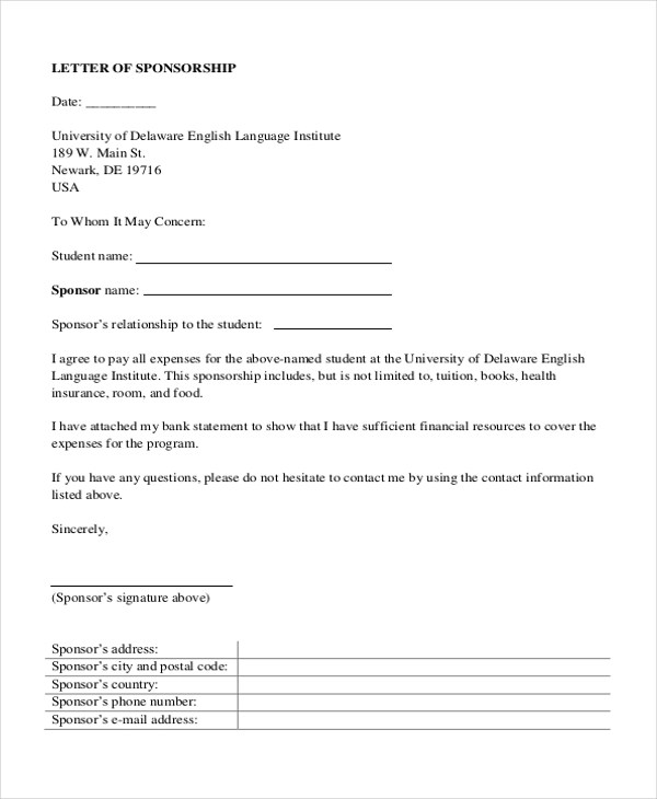 Sample Formal Letter - 13+ Free Documents in PDF, Doc