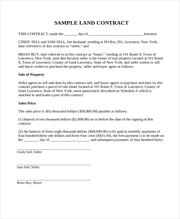Real Estate Sales Contract Extension Form  Australian Resume