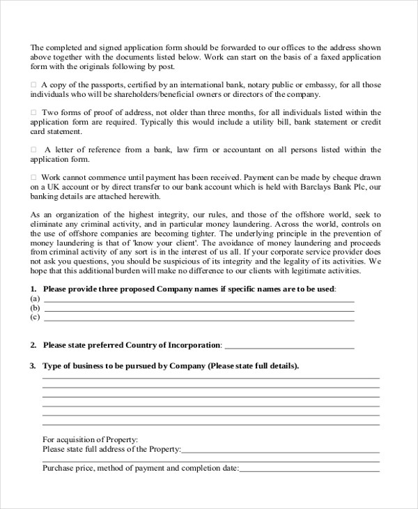 Sample Business Agreement Form - 9+ Free Documents in PDF, Doc - management agreement