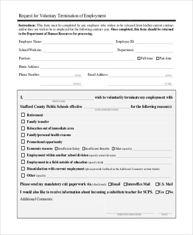 Employee Exit Form  NodeCvresumePaasproviderCom