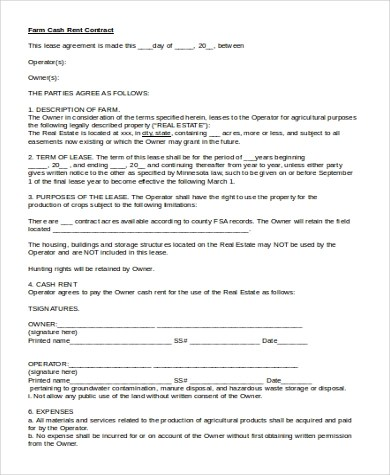 House Rental Contract Printable Rental Application Template Rental