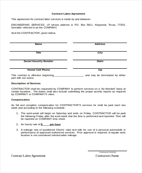 Basic Agreement Form Real Estate Purchase Agreement Form New Basic