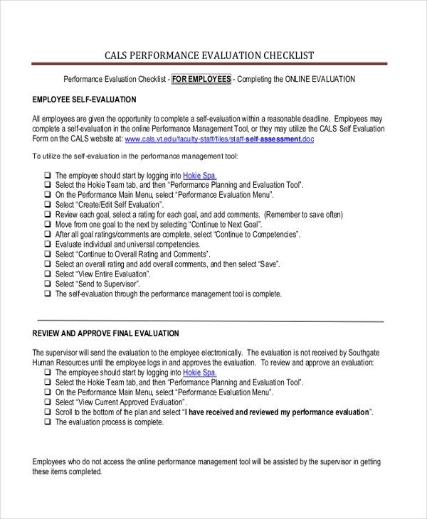 Filling Out Self Evaluation Form Image Titled Write A Self - performance self evaluation form