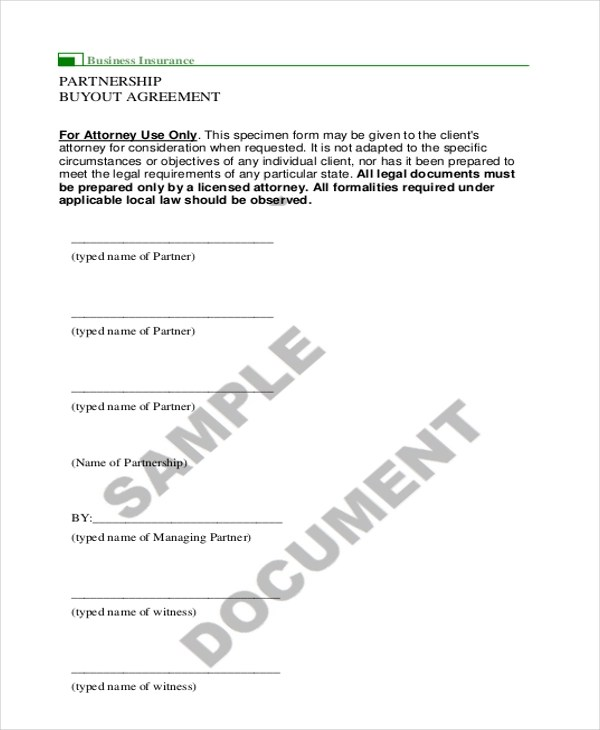 free sample partnership agreement - Juvecenitdelacabrera - Partnership Agreement Format