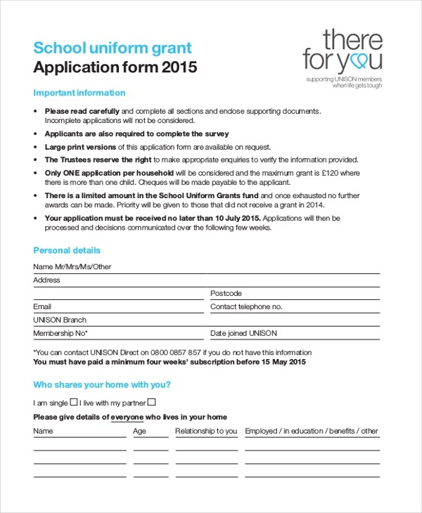 sample grant application form Why It Is Not The Best Time - sample grant applications