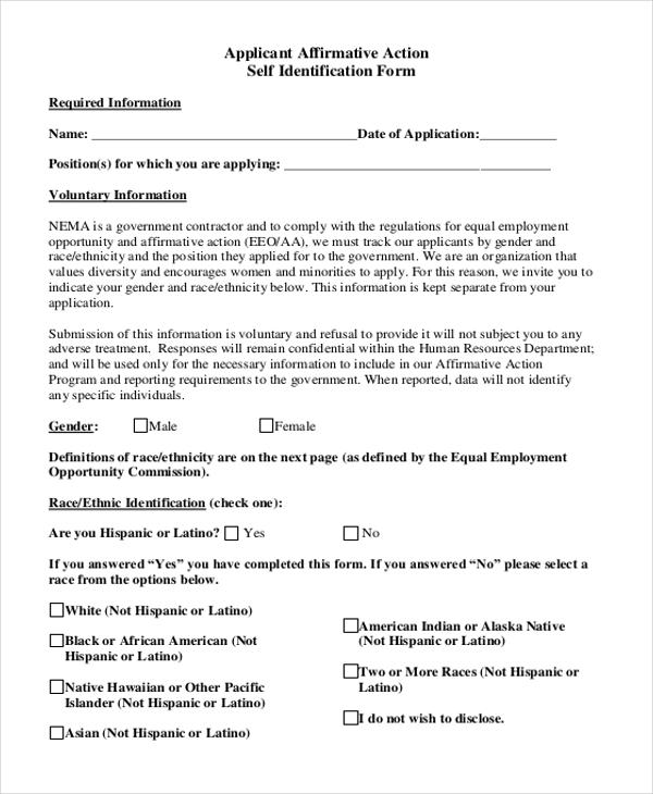 self identify form - Ozilalmanoof - tribute speech examplestraining evaluation form