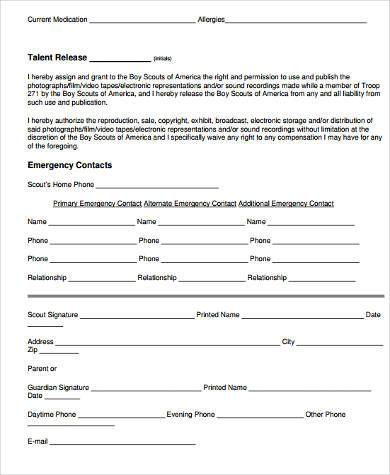 scout medical examination form Five Doubts You Should - boy scout medical form