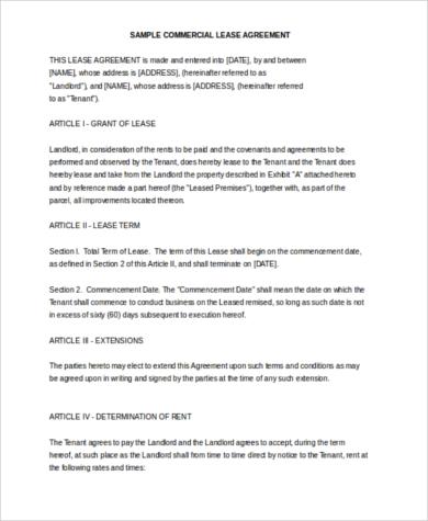 Lease Termination Agreement oakandale - sample lease termination agreement
