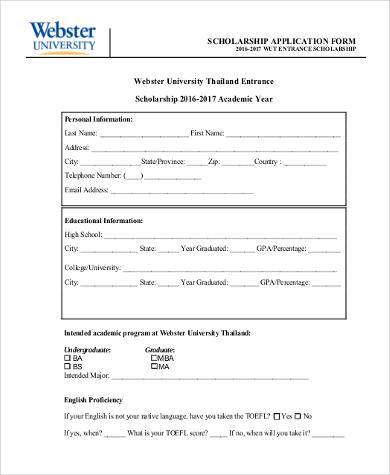General Application Form Samples - 9+ Free Documents in PDF - general application form