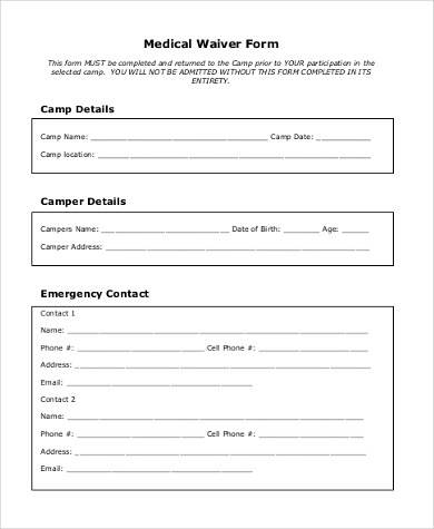 generic medical release form - Josemulinohouse - generic photo release form