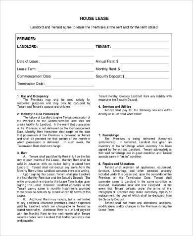 house rental lease form - Solidgraphikworks