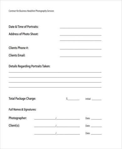 Sample Photography Invoice - 8+ Free Documents in Word, PDF - photography invoice sample