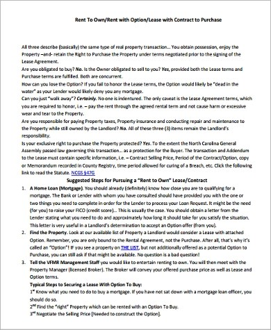 Home Lease Agreement - 8+ Free Documents in Word, PDF