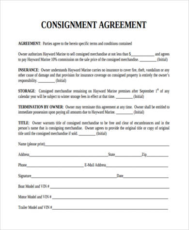 Sample Contract Agreement For Supply  Create Professional Resumes