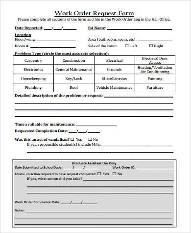 Sample Work Proposal Forms - 8+ Free Documents in Word, PDF - work proposal