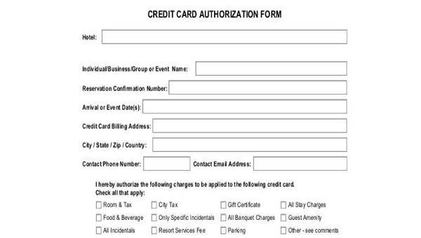 Sample Authorization Forms in PDF - 35+ Free Documents in Word, PDF