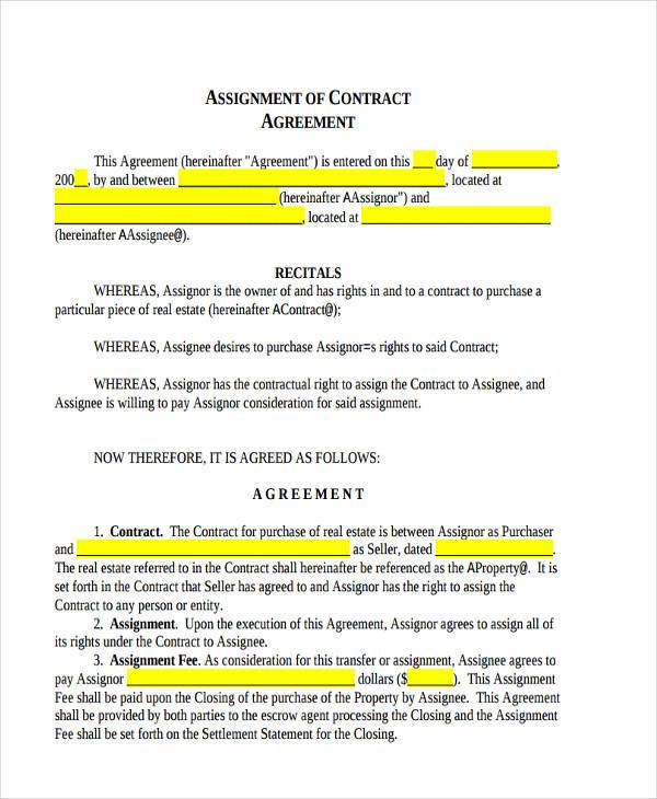 Assignment agreement form Term paper Academic Service nuessaywrwy