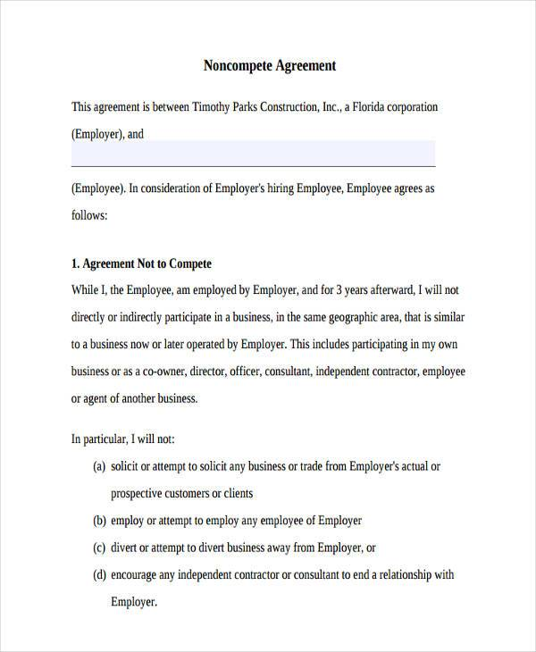 basic agreement samples howtobillybullock - basic agreement