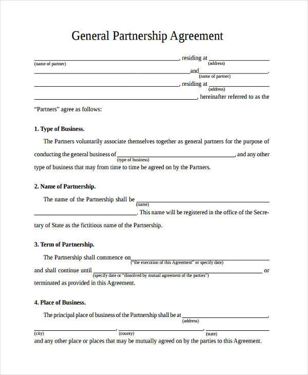30+ Contract Agreement Forms