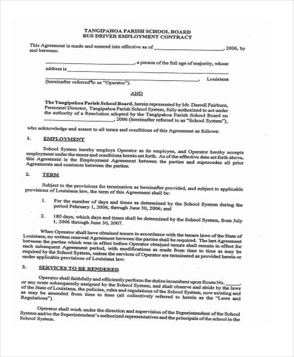 Dentist Employment Agreement sample employment separation - dentist employment agreement