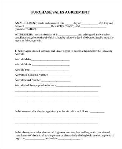 Printable Agreement Forms - 23+ Free Documents in Word, PDF - printable agreement