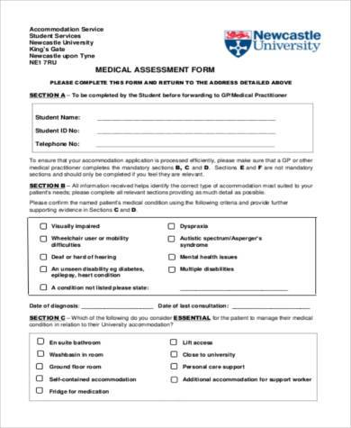 Medical Form In Pdf Generic Authorization To Release Medical