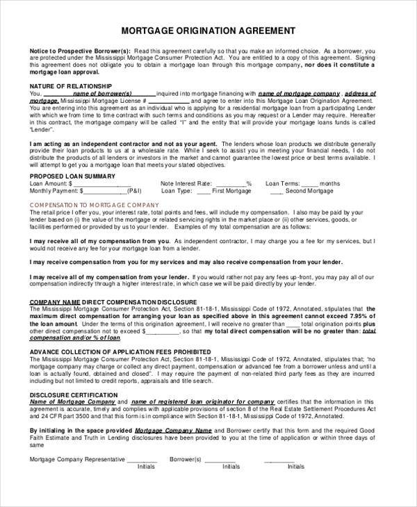 8+ Subordination Agreement Form Samples - Free Sample, Example Format