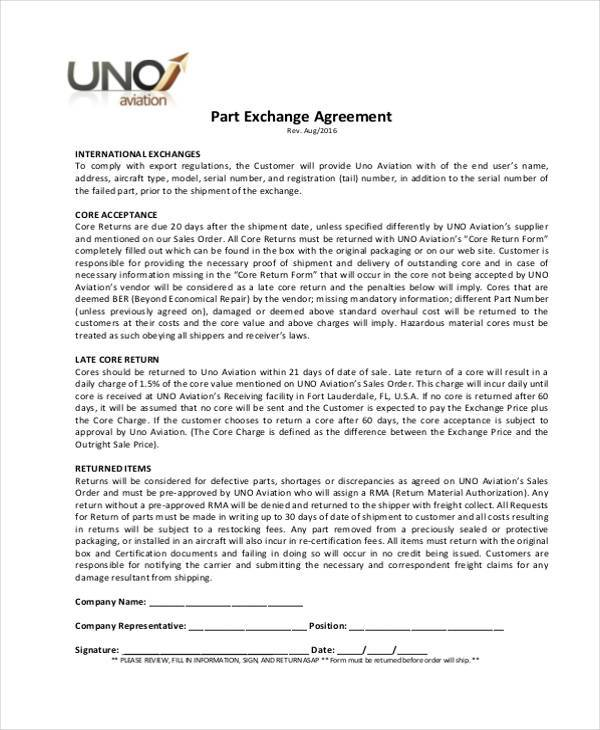 11+ Payment Agreement Sample A Cover LettersSample Forbearance