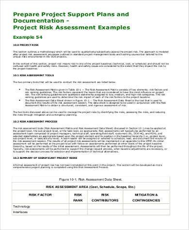 Project Risk Assessment Ultimate Guide to Project Risk - talartru
