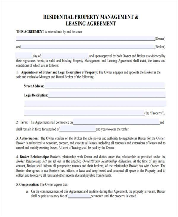 Management Agreement Best Images Of Management Agreement Template - management agreements