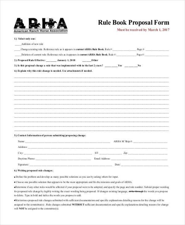 9+ Book Proposals Form Samples - Free sample, Example Format Download - book proposal sample