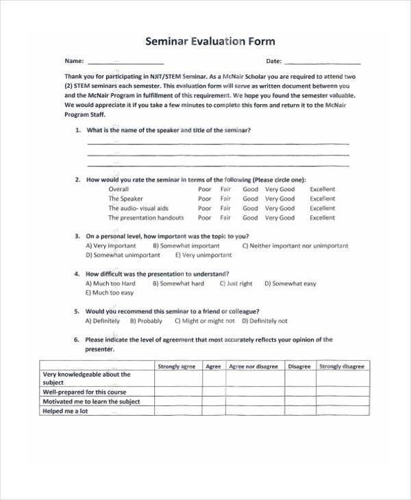 Orientation Evaluation Form  NodeCvresumePaasproviderCom