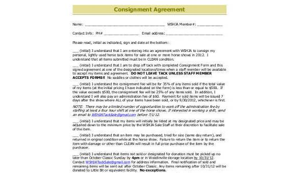 Simple Agreement Forms - 31+ Free Documents in Word, PDF