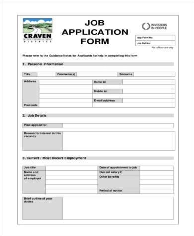 Job Application Workers As Per Their Convenience Can Apply For