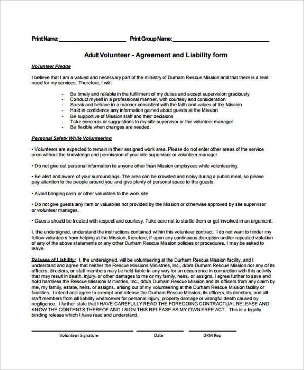 Sample Agency Agreement Example Of Allocation Agreement Form Sample