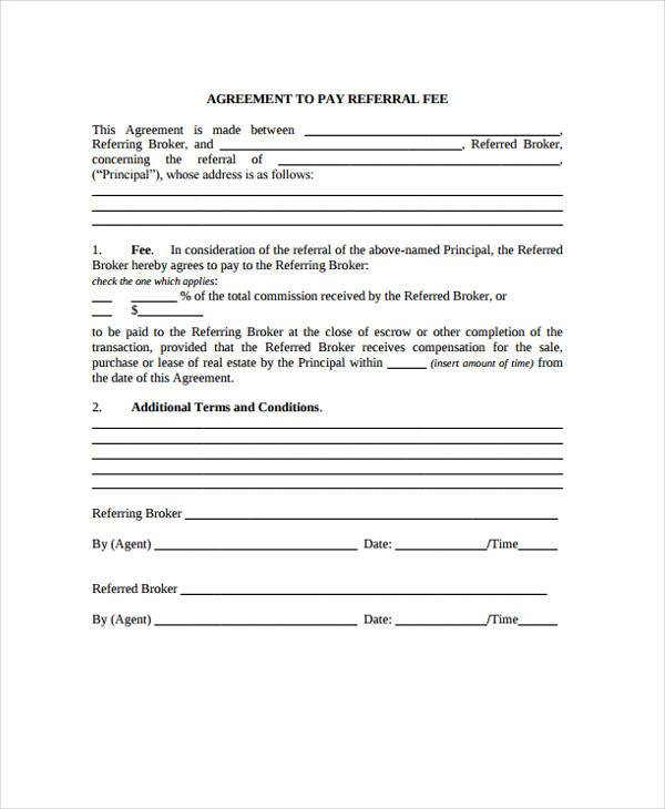 Contract Forms in PDF - Contract Templates In Pdf