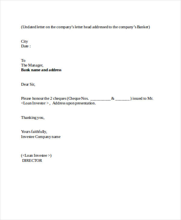 Loan Agreement Form Template - contract of loan sample