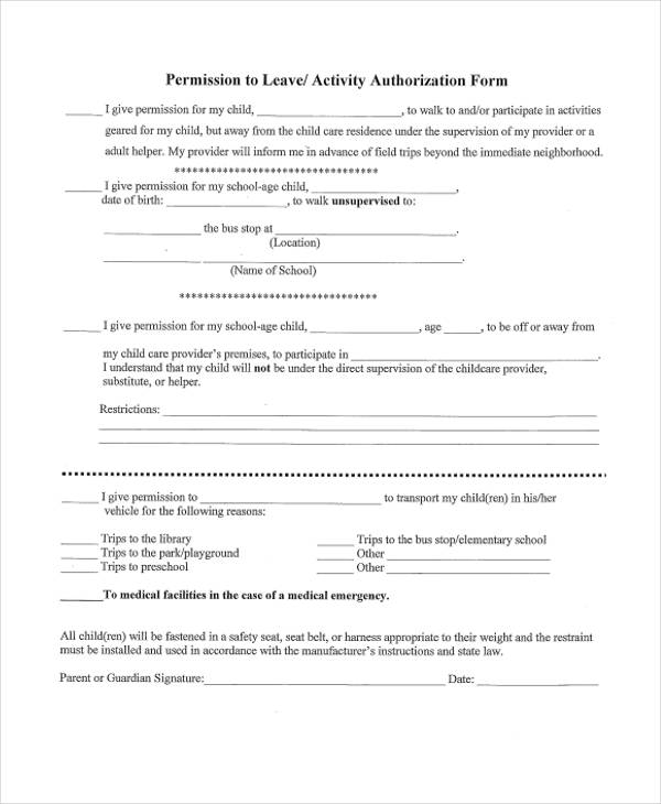 Leave Forms Template  TemplatexampleUnicloudPl